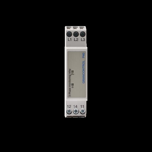 Реле защиты двигателя Grancontrol P40/VR-A